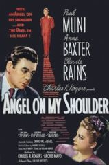 Angel on My Shoulder 1946 DVD - Paul Muni / Anne Baxter